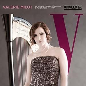 MILOT: V - Chamber Music For Harp