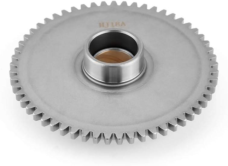 ensemble dembrayage de d/émarrage du moteur de moto compatible avec Loncin CG200 CG250 CG 200 250 Embrayage de d/émarrage du moteur