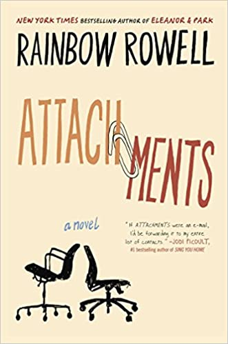 Amazon Com Attachments A Novel 9780452297548 Rainbow Rowell Books
