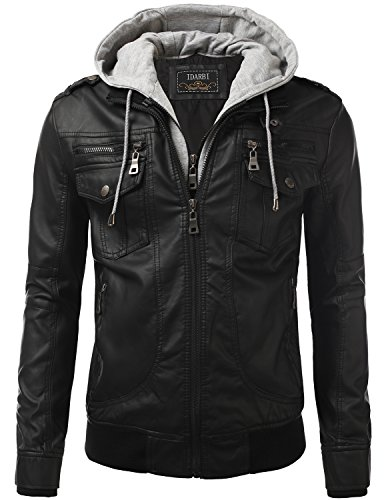 Biker Leather Jackets For Men - 6