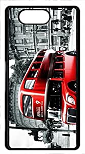 Cokitec-Carcasa para sony xperia z3 compact, diseño Londres vintage