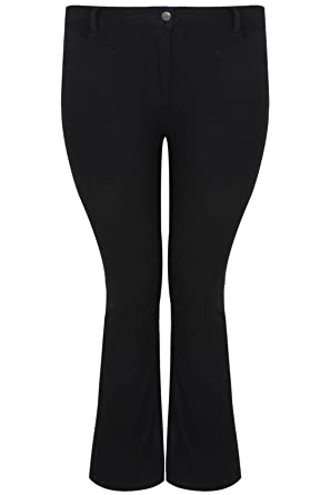 c8b65c010568e 16th scale black female jeans pants trousers for female