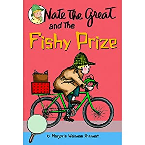 Nate the Great and the Fishy Prize Audiobook