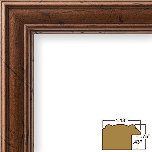 24x32 Craig Frames Picture Frame, Smooth Grain Finish, 1....