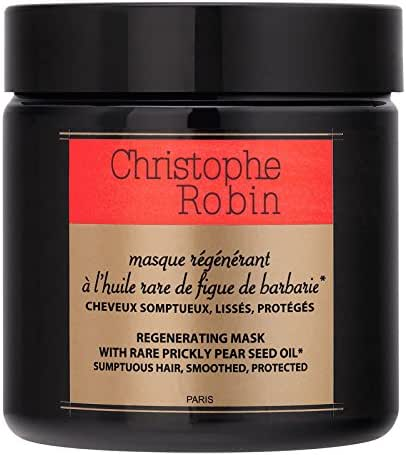 Hair Styling: Christophe Robin Regenerating Mask