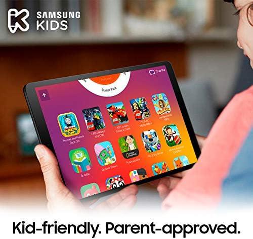 Samsung Galaxy Tab A 10.1 64 GB Wifi Tablet Black (2019) 51BZv3wyHLL