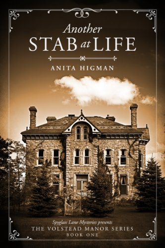 Another Stab at Life (Christian cozy mystery) (The Volstead Manor Series Book 1) cover
