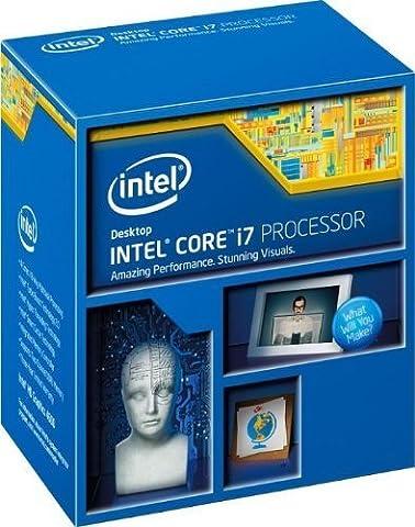 Intel Core i7-4790 Processor - BX80646I74790 (Intel 4th Gen I7 4790)