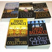 Camel Club Series Complete Set, Volumes 1-5 (Camel Club / the Collectors / Stone Cold / Divine Justice / Hell's Corner)