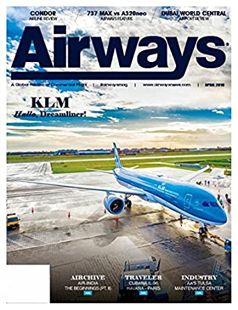 Airways : a Global Review of Commercial Flight: Amazon com
