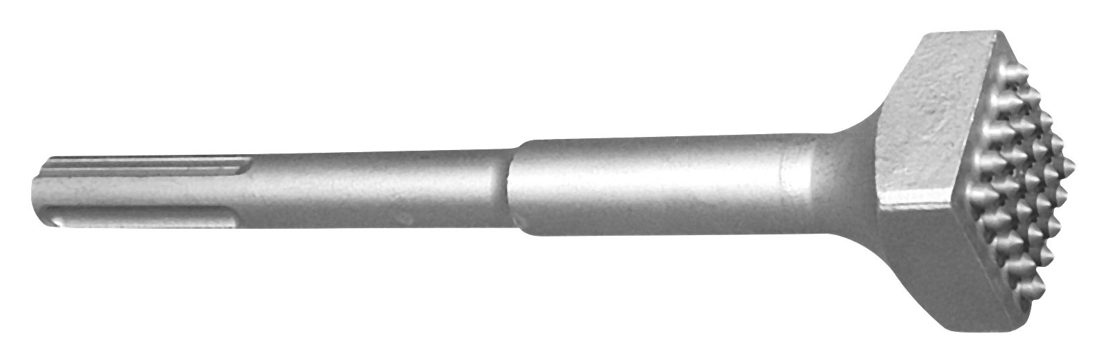 Champion Chisel, SDS-MAX Shank Carbide Tipped Bushing Tool with 25 teeth