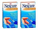 Nexcare Skin Crack Care, 0.24 Fluid Ounces (Pack of 2)