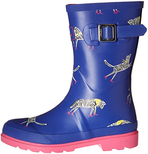 Pictures of Joules JNR Girls Welly Rain Boot (Toddler/ 5