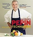 Jacques P�pin New Complete Techniques