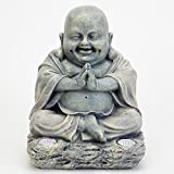 Best Garden Statues - Bits and Pieces - Laughing Buddha Statue Review