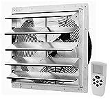 iLiving 18 Inch Smart Remote Shutter Exhaust Fan