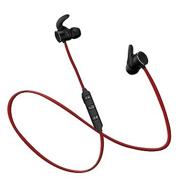 ROOKLY Anti-Perdida A Prueba De Agua A Prueba De Sudor Auriculares Bluetooth Wireless Neckband