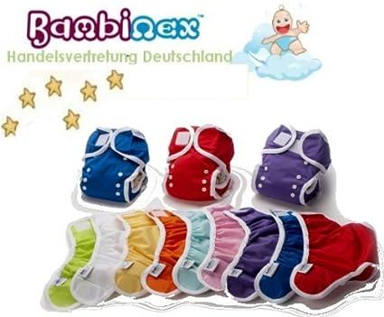 BAMBINEX Wrap - easy que el niño va cubrepañales easy - On/fuera de -