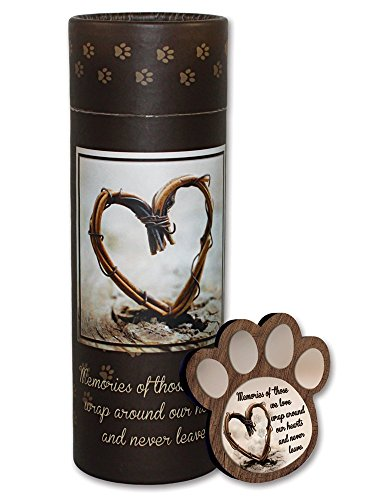 Fetching Expressions Pet Memorial Package