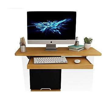 ZR-Mesa de Pared Escritorio de computadora portátil portátil montado en la Pared Escritorio de