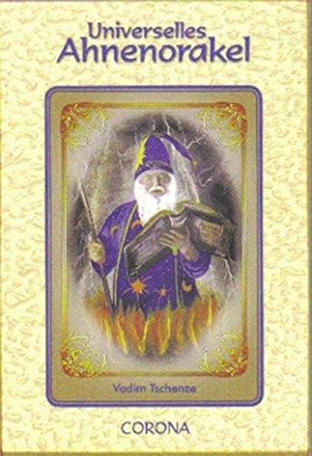 Universelles Ahnenorakel, Kartendeck mit Begleittexten