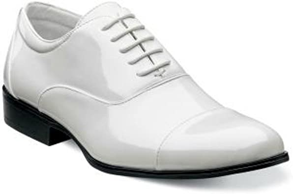 STACY ADAMS Men's Patent Leather Formal