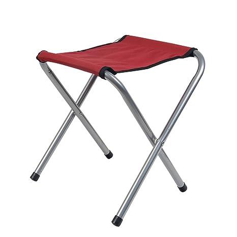 Amazon.com: Ocio silla plegable portátil Taburetes: Kitchen ...
