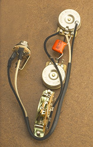 Amazon.com: Reverse Telecaster Wiring Harness: Musical Instruments on tele mirrors, tele bass, tele body,