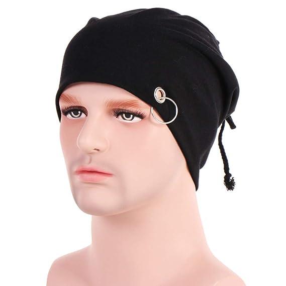 New Muslim Women Hat India Style Headwear Chemo Cancer Turban Hat Head Wrap Cap