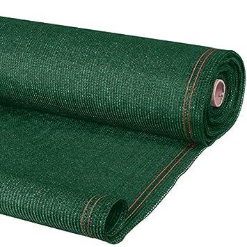 Probache Brise Vue Vert 1 X 10 M 90 Gr M Classique