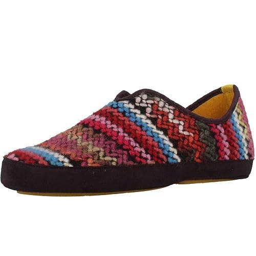 Zapatillas de Estar por casa de Mujer, Color, Marca NORDIKAS, Modelo Zapatillas De Estar por Casa De Mujer NORDIKAS 9881: Amazon.es: Zapatos y complementos