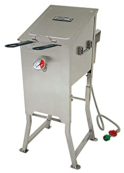 Bayou Classic 700-701 4-Gallon Deep Fryer