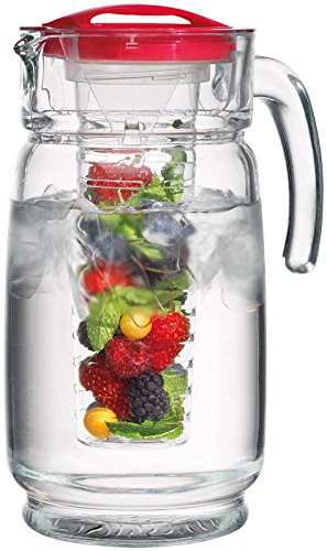 Price comparison product image Home Essentials Pitcher w / Infuser,  64oz
