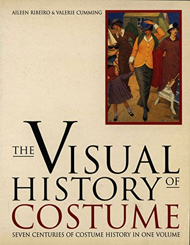 Visual History of Costume: Seven Centuries of Costume History in One Volume