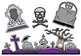 Spellbinders S4-279 Shapeabilities Graveyard Scenes and Shapes Die Templates