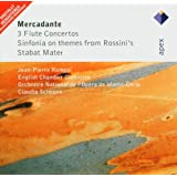 Mercadente: Three Flute Concertos, Sinfonia On Themes From Rossini'S & Stabat Mater