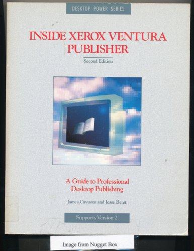 Inside Xerox Ventura Publisher