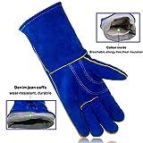 KIM YUAN Leather Welding Glove
