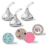 Best AW Camping Tents - Glamping Glamorous Camping Themed Birthday Party Kiss Sticker Review