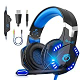 VersionTECH. G2000 Pro Gaming Headset PS4 Xbox
