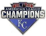 Kansas City Royals 2015 American League Champions Pin