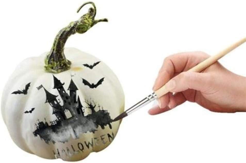 Zucca realistica Artificiale Zucca Bianca Falsa Zucche di Simulazione per la Decorazione di Halloween Neborn Zucca aggiuntiva Autunno e Ringraziamento