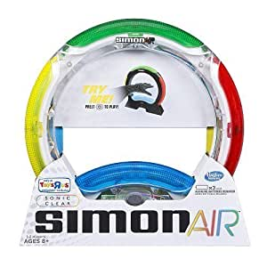 Simon Air Sonic Clear Exclusive See Through Limited Edition