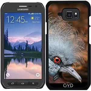 Funda para Samsung Galaxy S6 Active - Pájaro by WonderfulDreamPicture