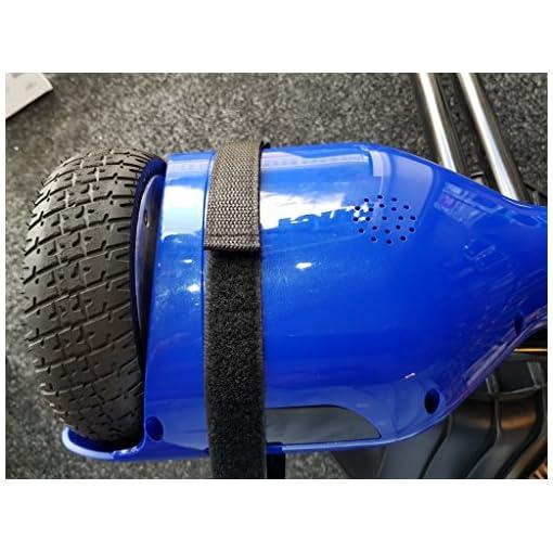 2 sangles velcro de remplacement pour kart de Hoverboard, de Fonefunshop.