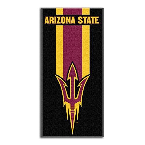 - Northwest NCAA Arizona State Sun Devils  Beach Towel,  30 x 60-inch