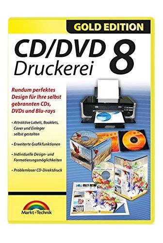 Markt+Technik CD/DVD Druckerei 8