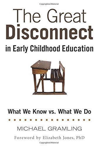 The Great Disconnect in Early Childhood Education: What We Know vs. What We Do by Michael Gramling (2015-06-02)