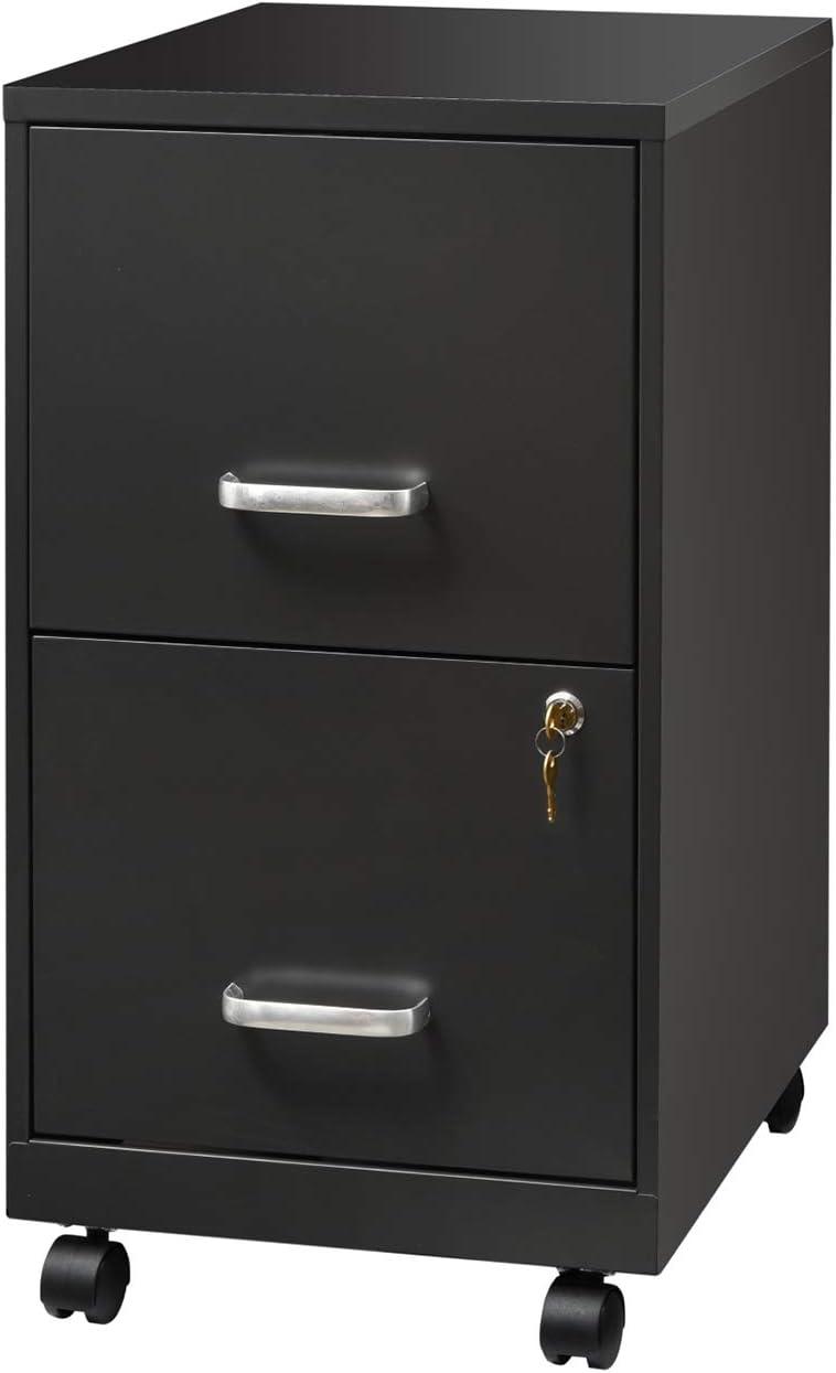 AD ARAZY 2 Drawer File Cabinet, 18