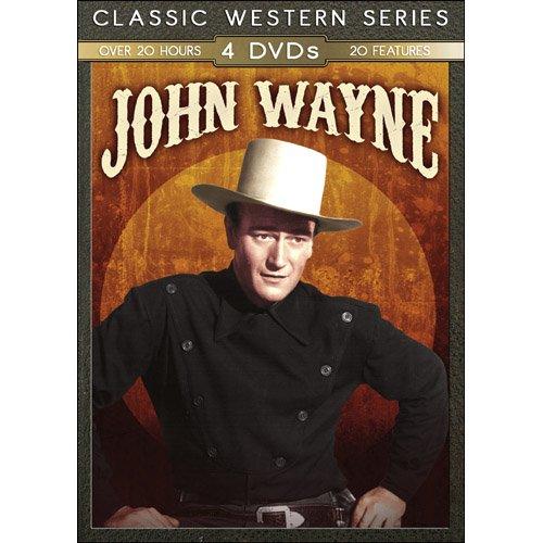 John Wayne 20 Features